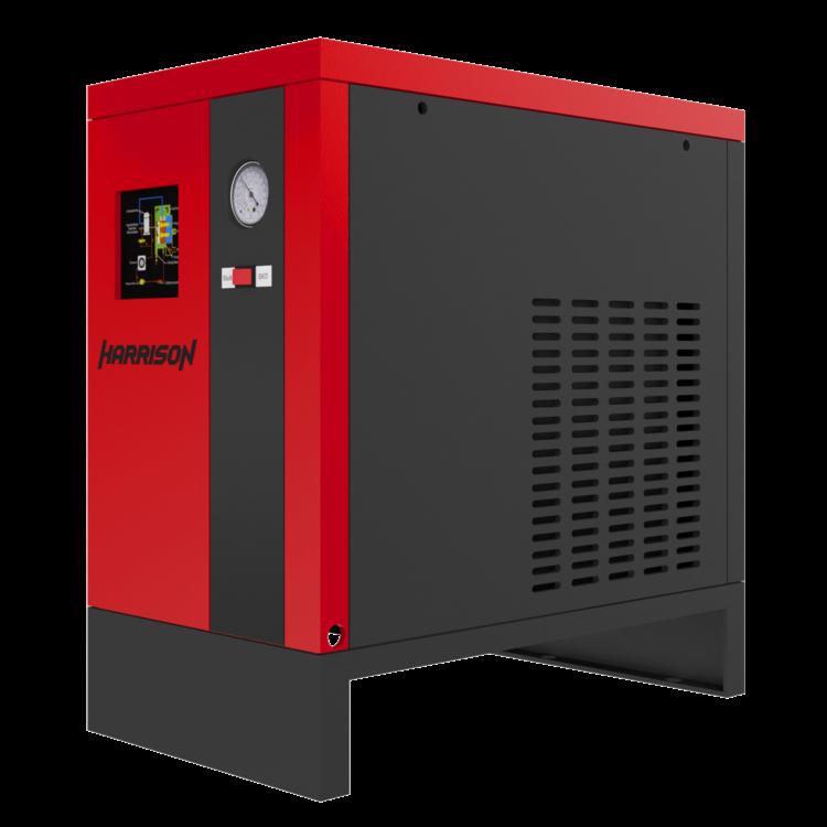 Установка для осушения сжатого компрессором воздуха