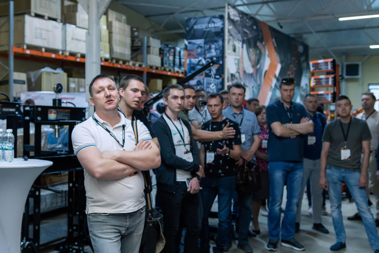 Участники выставки в Казани