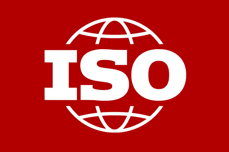 Логотип стандартов качества по ИСО